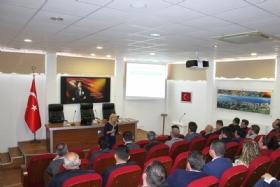 Sinop Ýl Planlama ve Koordinasyon Stres Yönetimi Eðitimi