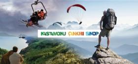 Kastamonu, Çankýrý ve Sinop Macera Turizmi