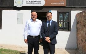 Sinop Valisi ÝPEK'in YDO ziyareti