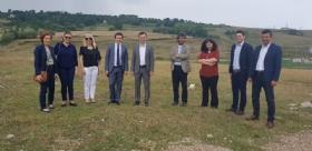 Sinop Su Ürünleri Projesi Saha Ziyareti