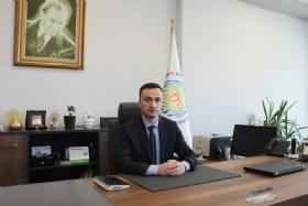 Genel Sekreter Dr. Serkan GENÇ