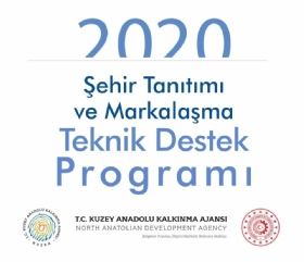 2020 Yl ehir Tantm Ve Markalama Teknik Destek Program lan
