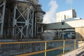 Tuz Fabrikasý Buhardan Ürettiði Elektrikle 7,5 Milyon Lira Tasarruf Saðladý