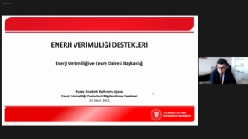 """""""Enerji Verimliliði Destekleri – Verimlilik Artýrýcý Projeler (VAP)"""