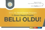 2017 Yýlý Teknik Destek Programý 4. Dönem Baþarýlý Projeler Belli Oldu!