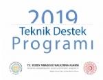 2019 Yýlý Teknik Destek (TD) Programý Ýlaný