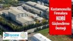 Kastamonu'daki Firmalara KOBÝ Güçlendirme Desteði